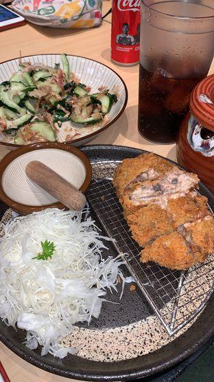 Foto 1 - Makanan di Kimukatsu oleh Isabella Chandra