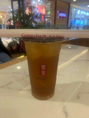 Foto review Gong cha oleh inri cross 3