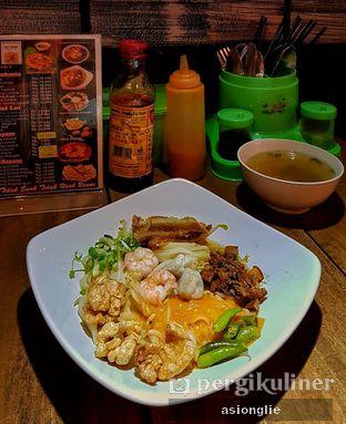 Foto 1 - Makanan di Bakmie Loncat oleh Asiong Lie @makanajadah