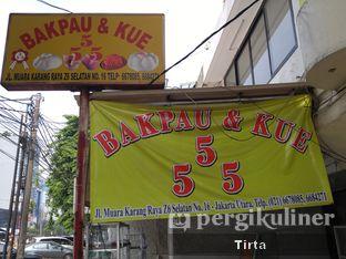 Foto 7 - Eksterior di Bakpau & Kue 555 oleh Tirta Lie