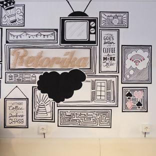 Foto 1 - Interior di Retorika Coffee oleh Lydia Fatmawati