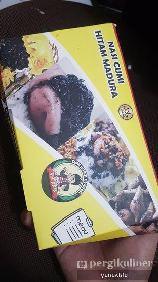 Foto 1 - Makanan di Nasi Cumi Hitam Madura Pak Kris oleh Yunus Biu | @makanbiarsenang