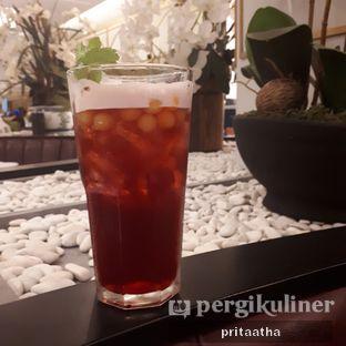 Foto 2 - Makanan(Strawberry Tea) di Table 101 oleh Prita Hayuning Dias