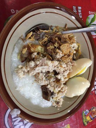 Foto Makanan di Bubur Ayam Pak H. Amid