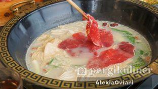 Foto 8 - Makanan(PORK BONE SOUP ) di Lao Lao Huo Guo oleh @gakenyangkenyang - AlexiaOviani