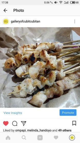 Foto - Makanan di Sate Taichan Nyot2 oleh lady natali