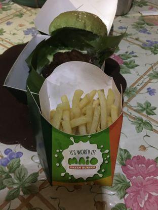 Foto 2 - Makanan di Maio Green Burger oleh Mariane  Felicia