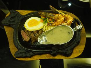 Foto review Steak Inn oleh IG = @FOODPROJECT_ID 2