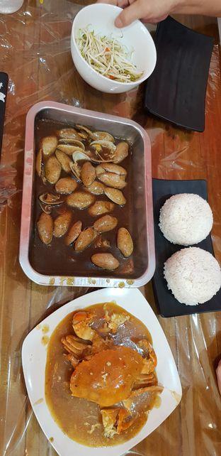 Foto 1 - Makanan di Kantin Seafood Nyengir oleh Meri @kamuskenyang