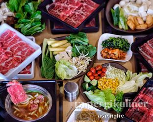 Foto 2 - Makanan di Shaburi & Kintan Buffet oleh Asiong Lie @makanajadah