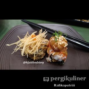Foto 5 - Makanan(Spicy Karaage Curry Roll) di Kimukatsu oleh Rafika Putri Ananti