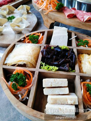 Foto 6 - Makanan di Chongqing Liuyishou Hotpot oleh Angie  Katarina