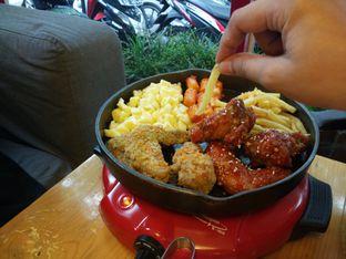 Foto 1 - Makanan di Chingu Korean Fan Cafe oleh ina1926 (IG)
