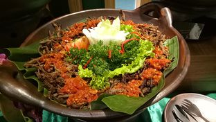 Foto 4 - Makanan(empal suwir sambal) di Straits oleh maysfood journal.blogspot.com Maygreen