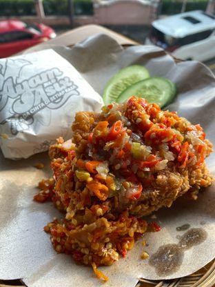 Foto 1 - Makanan di Ayam Asix oleh Levina JV (IG : @levina_eat & @levinajv)
