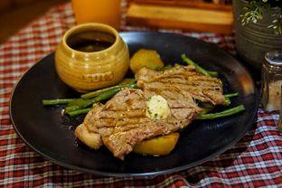 Foto 2 - Makanan(Suis Prime Sirloin Steak) di Suis Butcher oleh Fadhlur Rohman