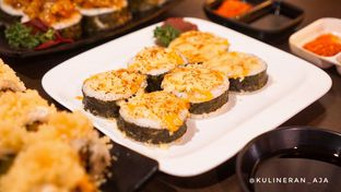 Foto 2 - Makanan(Ebi Furai Baked Sushi) di Rumah Lezat Simplisio oleh @kulineran_aja