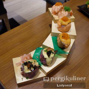 Foto 10 - Makanan di Sushi Matsu - Hotel Cemara oleh Ladyonaf @placetogoandeat