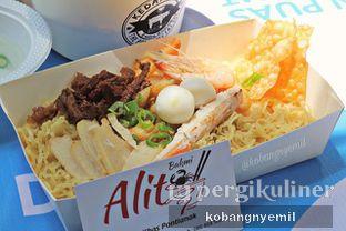 Foto - Makanan di Bakmi Alit oleh kobangnyemil .