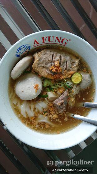 Foto review A Fung Baso Sapi Asli oleh Jakartarandomeats 1