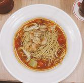 Foto Chili Tomato Style with Seafood di Popolamama