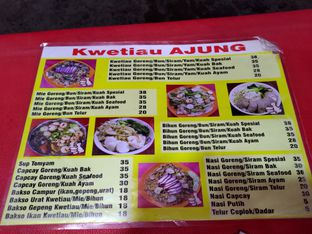 Foto review Kwetiau Ajung oleh Wignyo Wicaksono 2