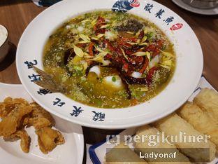 Foto review Suji-Suan Cai Yu oleh Ladyonaf @placetogoandeat 4