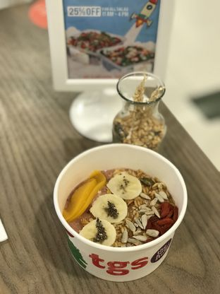 Foto 2 - Makanan(Superheart smoothies bowl ) di The Good Stuff oleh Patricia.sari