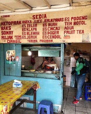 Foto review Ketoprak Ciragil & Baso Siomay Jhony oleh Claudia @claudisfoodjournal 2