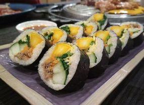 Sushi vs Kimbab, Bedanya Apa ya?
