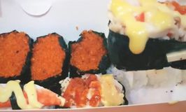 Takon' The Story of Sushi