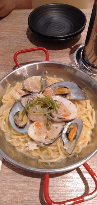 Foto 4 - Makanan(Bokkeum Haemul Baek Jjampong) di Taeyang Sung oleh wie green