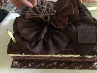 Foto 1 - Makanan di Dapur Cokelat oleh stphntiya