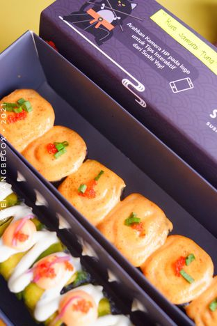 Foto review Sushi Yay! oleh Vionna & Tommy 4