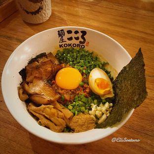 Foto 1 - Makanan(Zenbu Nose Maze Soba) di Kokoro Tokyo Mazesoba oleh Elli  Soetomo