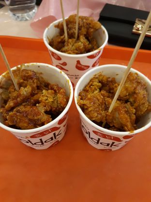 Foto 4 - Makanan di Holdak Crispy Chicken oleh Maissy  (@cici.adek.kuliner)