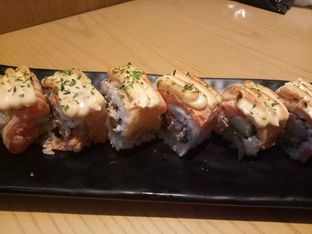 Foto 2 - Makanan di Sushi Tei oleh @egabrielapriska