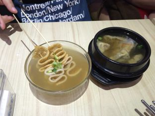 Foto 3 - Makanan di Chingu Korean Fan Cafe oleh Elvira Sutanto