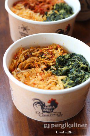 Foto 3 - Makanan di Ayam Suwir Wara Wiri oleh UrsAndNic