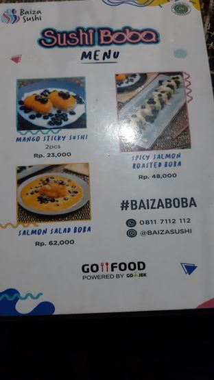 Foto review Baiza Sushi oleh marry 5
