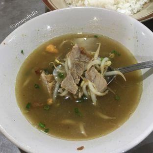 Foto 2 - Makanan di Soto Daging H. Ali Zen Surabaya oleh Lydia Adisuwignjo