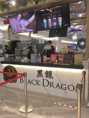 Foto review Black Dragon oleh Prido ZH 2