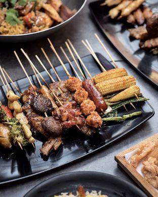 Foto review BBQ Station Chinese Street Food oleh Stefanus Hendra 1