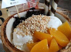 6 Tempat Makan Unik di Jakarta dan Tangerang yang Menggunakan Buah Asli sebagai Wadah