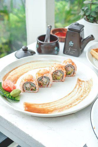Foto Makanan di Dasa Rooftop