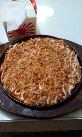 Foto 2 - Makanan(Okonomiyaki) di Sushi Den oleh Annti Nursanti