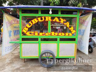 Foto review Bubur Ayam Khas Cirebon Hanin 1 oleh Asiong Lie @makanajadah 2