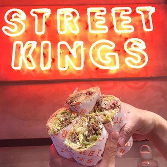 Foto Makanan di Street Kings