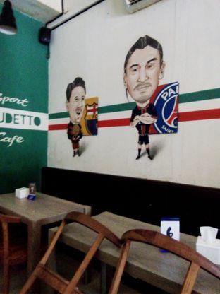 Foto review Scudetto Sport Cafe oleh Arindi Maharani 5