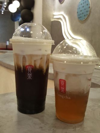 Foto Makanan di Gong cha